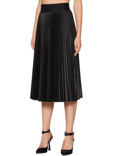 Liu Jo - Midi suknja s faldicama