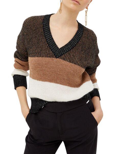 Liu Jo - Color-block ženski džemper