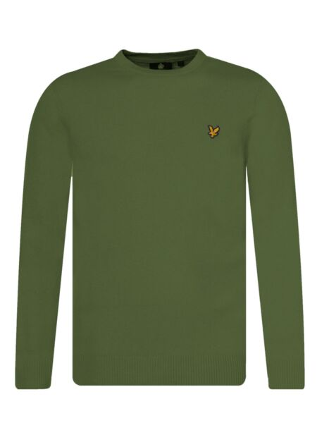 Lyle & Scott - Zeleni muški džemper