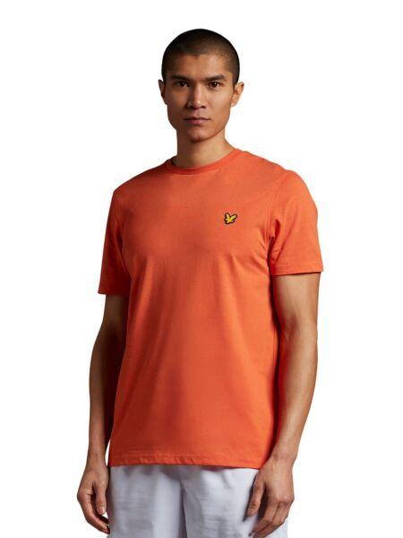 Narančasta muška majica - Lyle&Scott