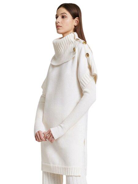 Luisa Spagnoli - Beli ženski džemper