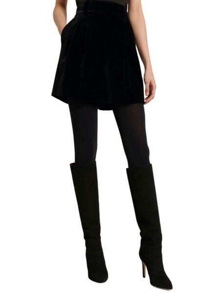Luisa Spagnoli - Crni ženski šorts