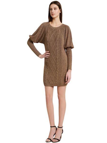 Luisa Spagnoli - Mini džemper-haljina