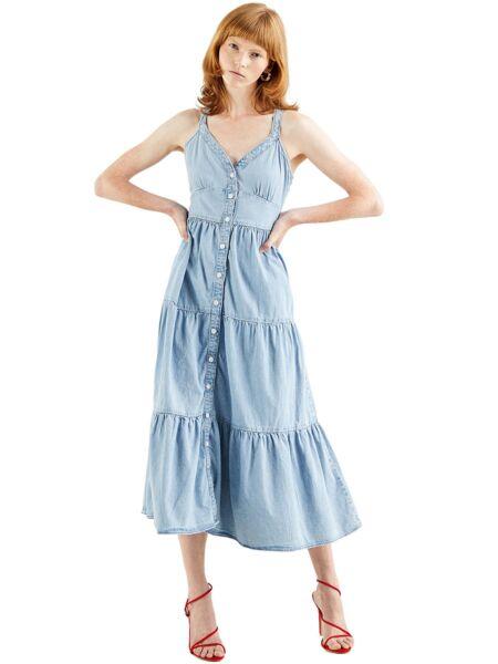 Teksas midi haljina - Levis