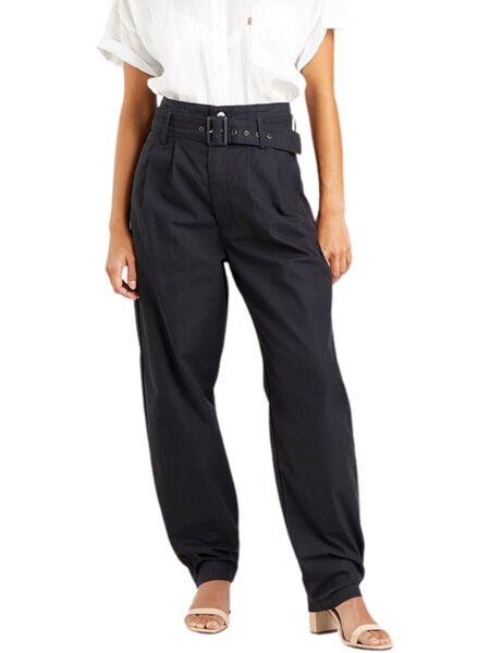 Ženske pantalone dubokog struka - Levis