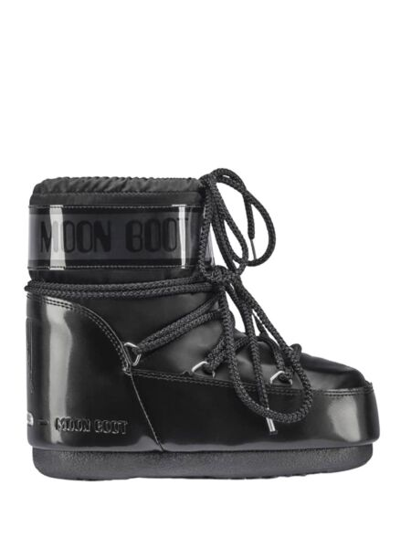 Moon Boot – Crne ženske čizme