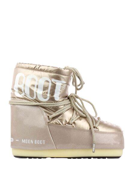 Moon Boot - Puder roze ženske čizme