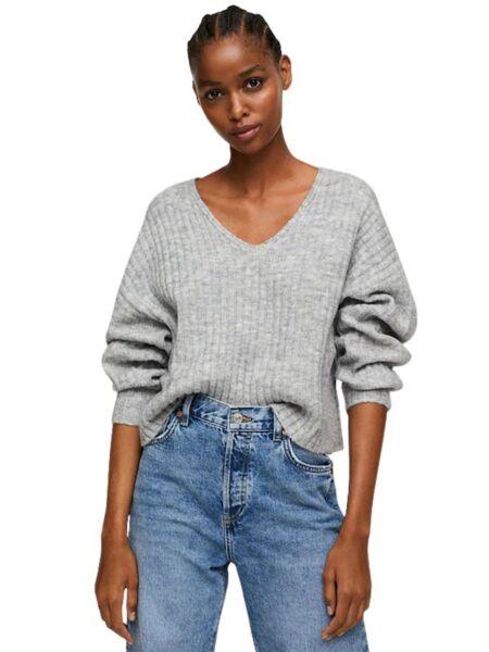 Mango - Sivi ženski džemper