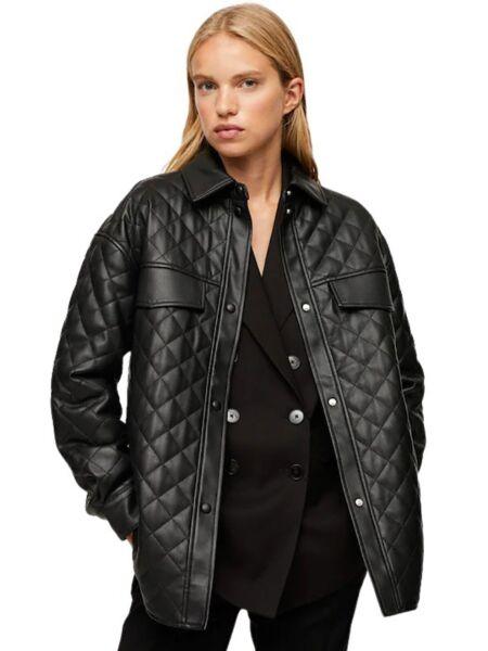 Mango - Prošivena ženska jakna