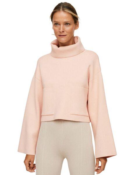 Mango - Roze ženski džemper