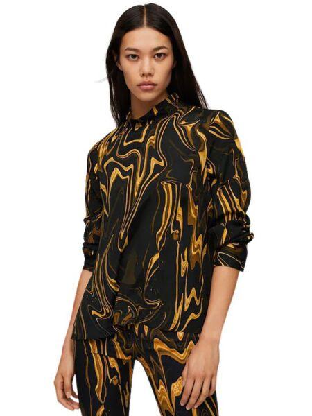 Mango - Crna ženska bluza