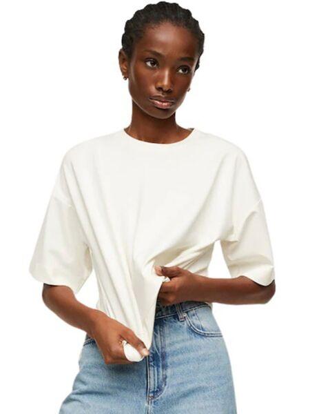 Mango - Bijela ženska majica