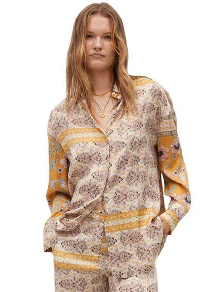 Mango - Oversize ženska košulja