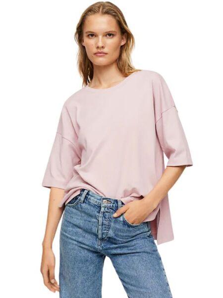 Mango - Oversized ženska majica