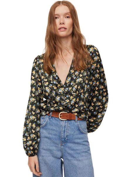Mango - Cvjetna ženska bluza