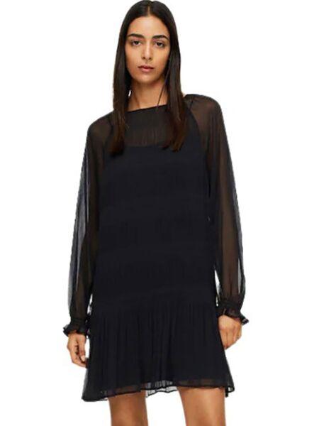 Mango - Crna mini haljina