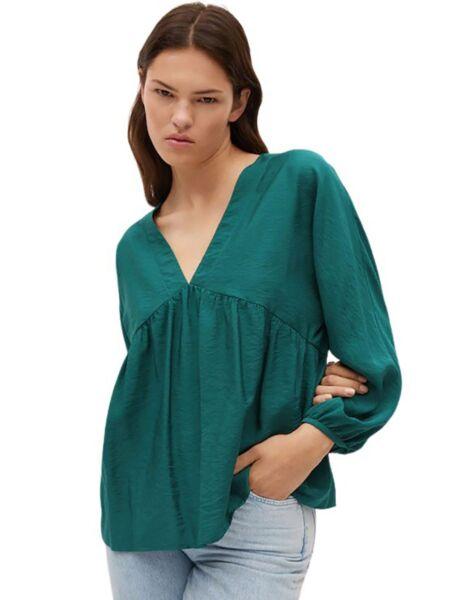 Mango - Zelena ženska bluza