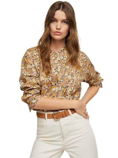 Mango - Žuta ženska bluza