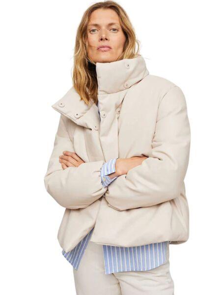 Mango - Bež ženska jakna