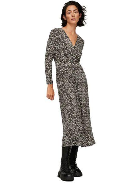 Mango - Midi haljina sa printom
