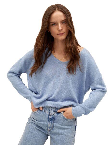 Široki ženski džemper - Mango