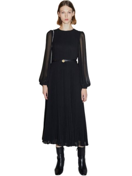 Duga crna haljina - Miss Sixty