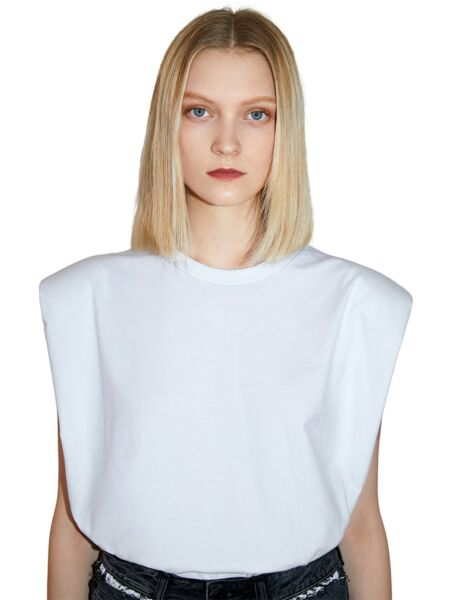 Bijela ženska majica - Miss Sixty