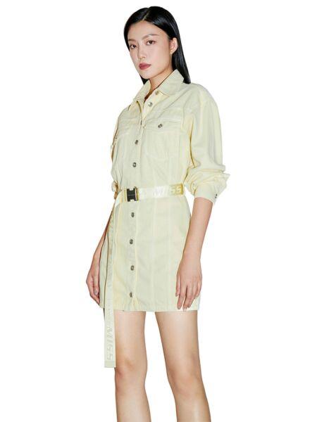 Mini košulja-haljina - Miss Sixty