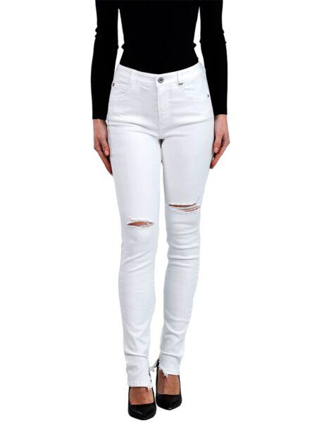 Bijele ženske traperice - Miss Sixty