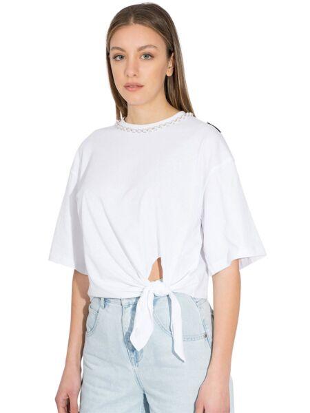 Ženska majica s mašnom - Miss Sixty