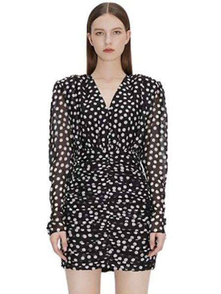 Miss Sixty - Svilena mini haljina