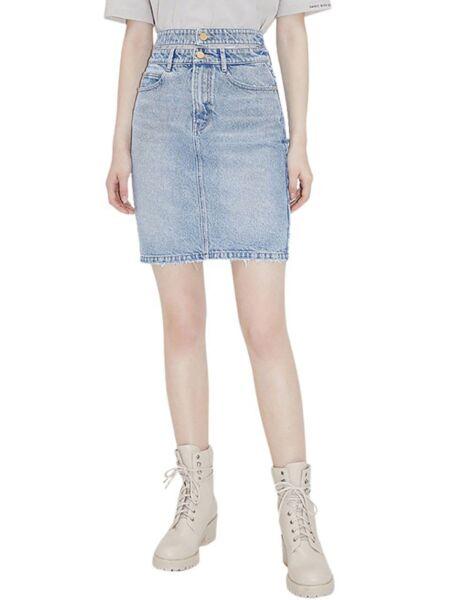 Miss Sixty - Mini teksas suknja