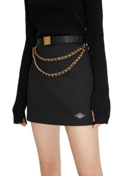 Miss Sixty - Crna mini suknja
