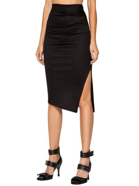 Patrizia Pepe - Crna midi suknja