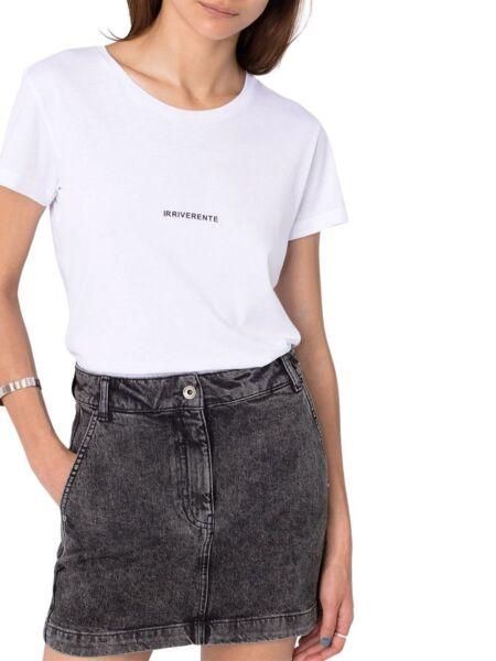 Patrizia Pepe - Bijela ženska majica