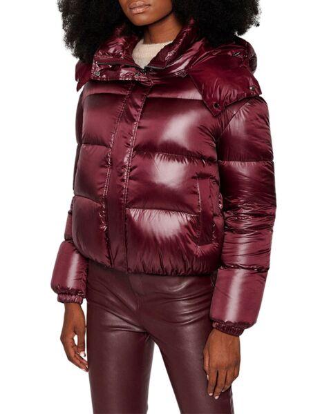 Patrizia Pepe - Ženska jakna s kapuljačom