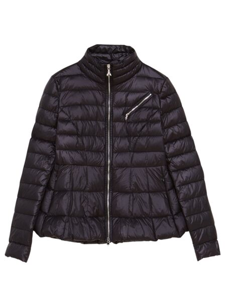 Crna ženska jakna - Patrizia Pepe
