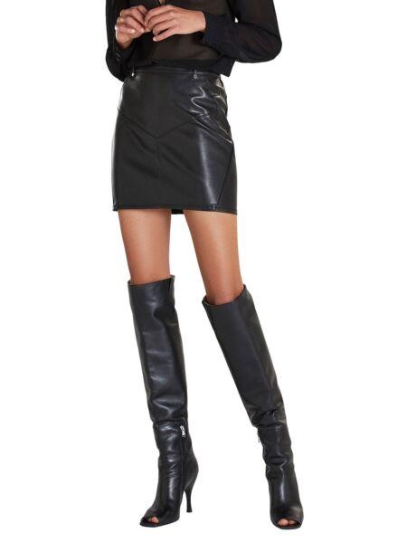 Crna mini suknja - Patrizia Pepe