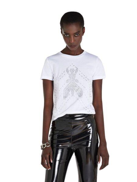 Patrizia Pepe - Ženska majica sa cirkonima