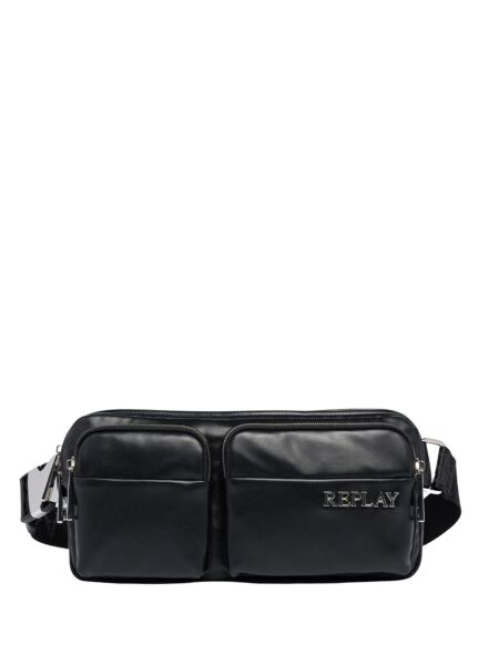 Replay - Crna muška torbica