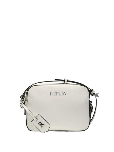 Replay - Bela ženska torbica