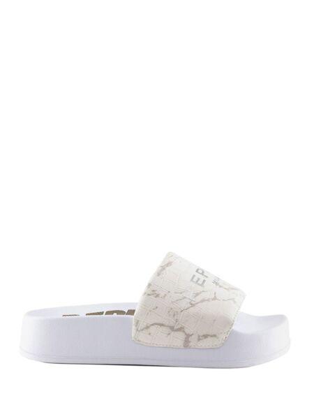 Bijele ženske papuče - Replay
