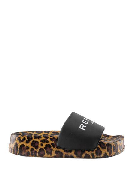 Leopard ženske papuče - Replay