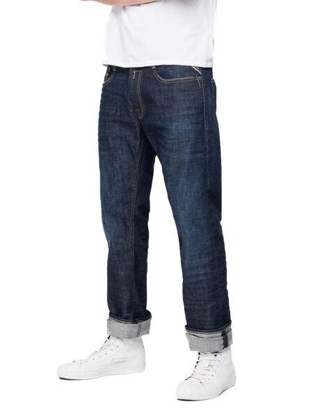 Tamnoplavi muški džins - Replay
