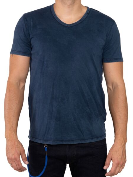Teget muška majica - Replay