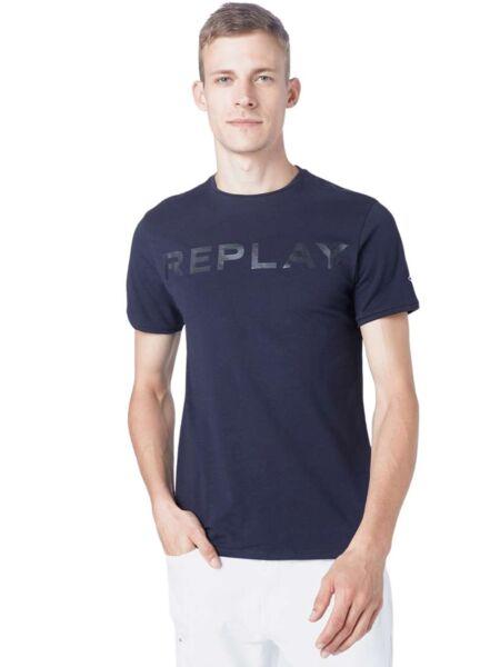 Muška logo majica - Replay