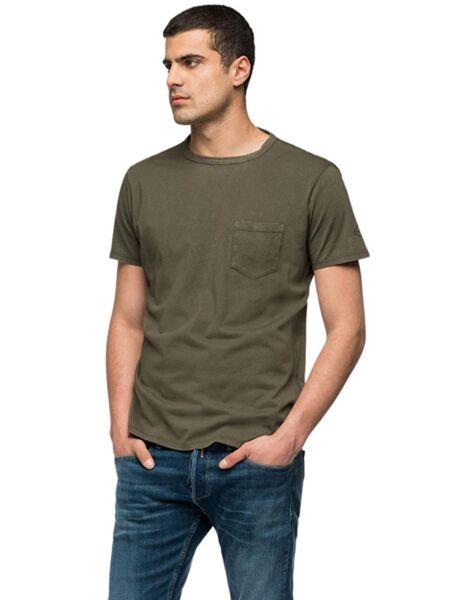 Zelena muška majica - Replay