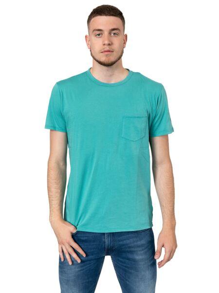 Tirkizna muška majica - Replay