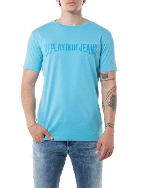 Plava muška majica - Replay