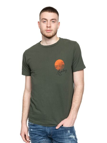 Maslinasta muška majica - Replay